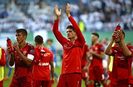 Der VfB tut bei Hansa Rostock seine Pflicht – mehr nicht