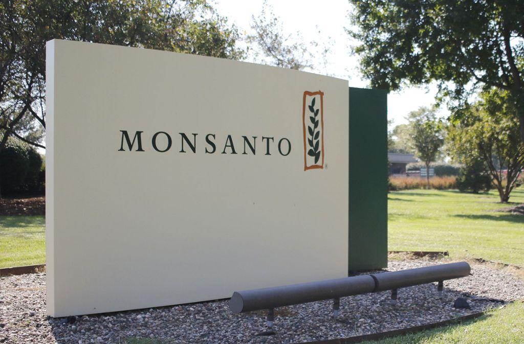Monsanto wird für Bayer zu einem sprichwörtlichen Klotz am Bein Foto: dpa