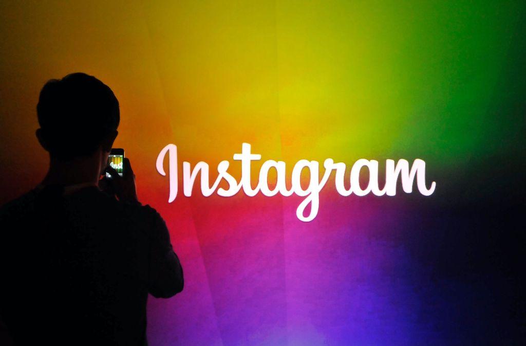 Instagram hat eine ganz neue Funktion eingeführt. Foto: AFP