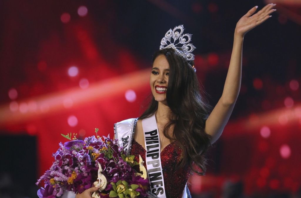 Catriona Gray ist die neue Miss Universe. Foto: AP