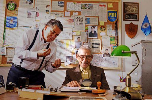 Die einsamen Alten und der Detektiv