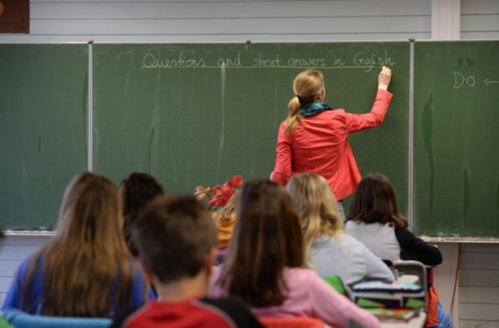 Eine Schule für alle, die einzelne Stärken fördert, oder weiter am auf Leistung in allen Bereichen getrimmten Gymnasium festhalten? Darüber wird im Land weiter gestritten. Foto: dpa