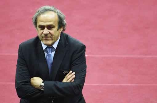 Ex-Uefa-Präsident Platini wieder auf freiem Fuß