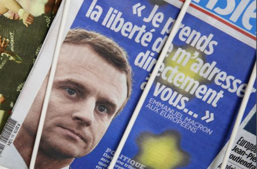 Offener Kampf um Europa