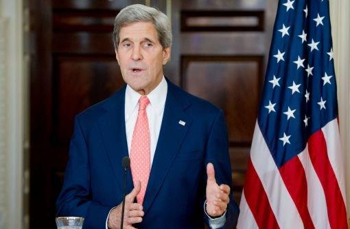 USA erwägen zweitägigen Militärschlag gegen Syrien