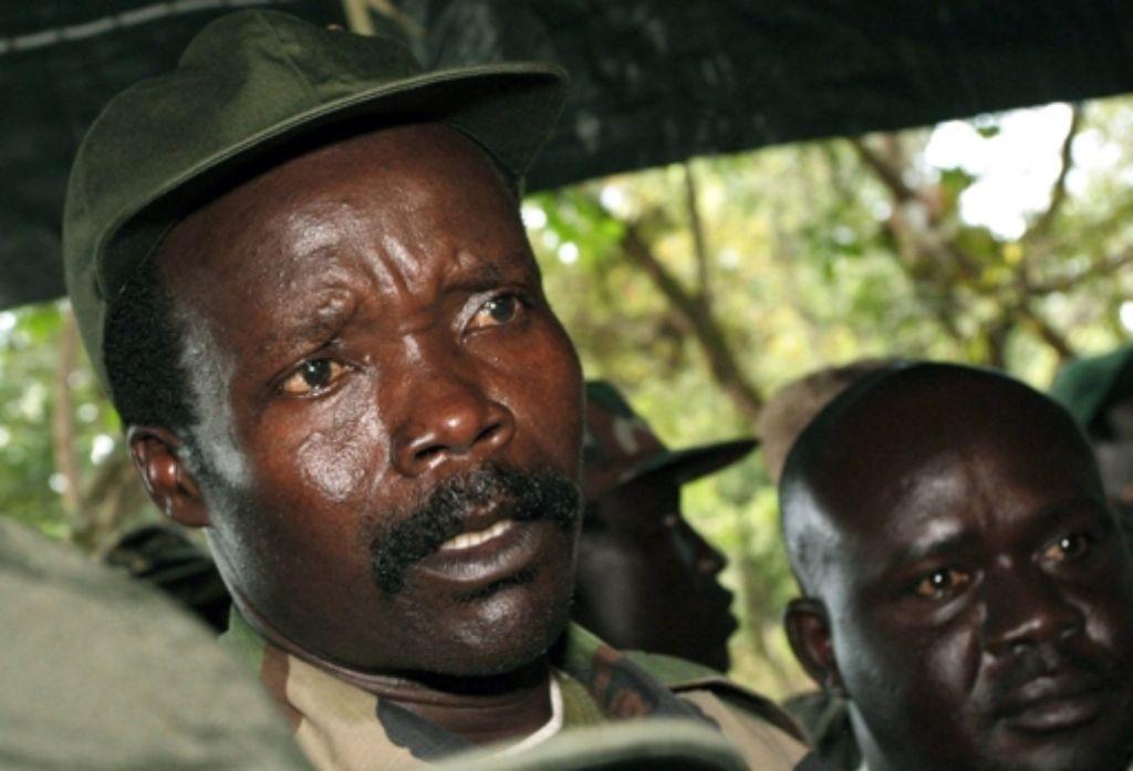 Gegen Joseph Kony gibt es einen Haftbefehl. Foto: dpa