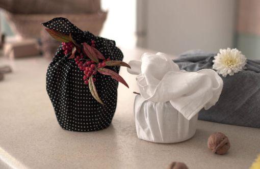 Vorschaubild zum Artikel Unförmige Geschenke einpacken