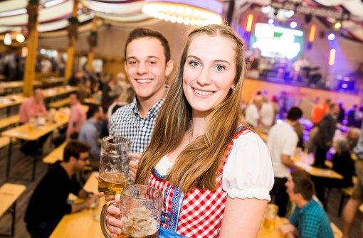 Stuttgarter Frühlingsfest scheidet die Geister