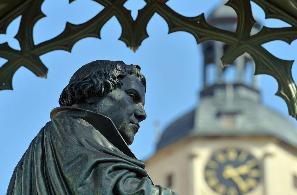 Reformation und Humanismus gaben der Philosophie neue Impulse Foto: dpa-Zentralbild