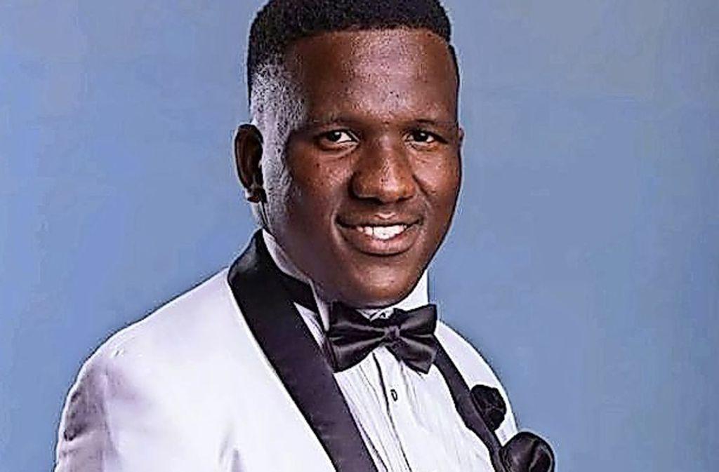 Menzi Mngoma beglückt seine Taxi-Gäste stets mit selbst gesungenen Liedern. Foto: Mngoma/Facebook