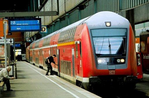 Der Regionalverkehr Foto: Zweygarth