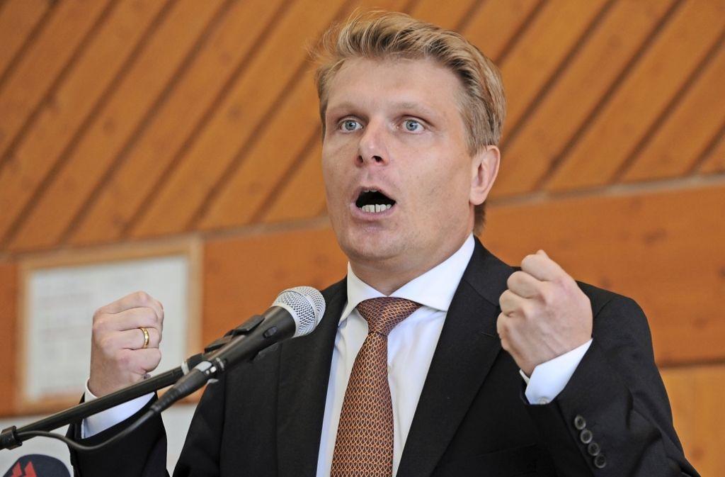 Thomas Bareiß will der neue CDU-Landesgruppenchef werden. Foto: dpa