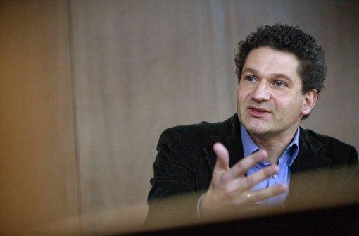 Florian Höllerer sagt Lebewohl