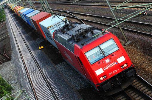 Ziel: 13 Millionen Lkw-Fahrten weniger im Jahr