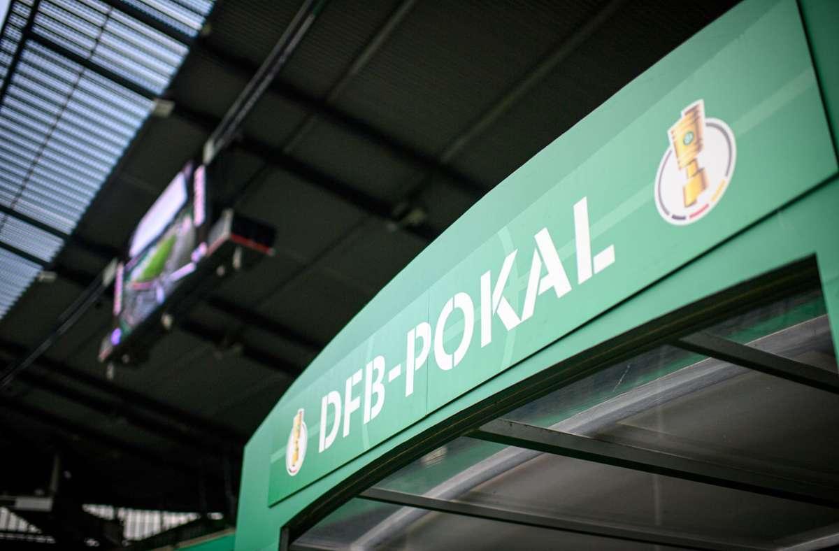 Bald soll es mehr kostenfreie TV-Übertragungen vom DFB-Pokal geben. Foto: imago images/motivio/motivio via www.imago-images.de