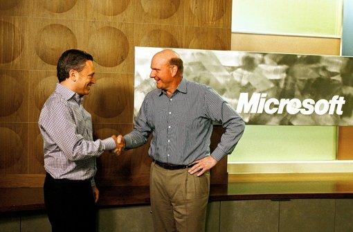 Microsoft kauft soziales Netzwerk