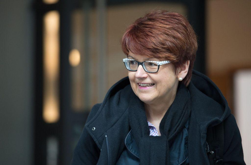 Ingeborg Gräßle sieht Frauenförderung als Zukunftssicherung der Partei an. Foto: dpa
