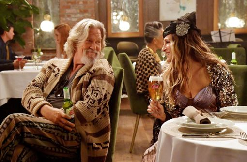 "Jeff Bridges zeigt sich als ""Dude"" aus ""The Big Lebowski"""