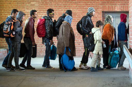 Flüchtlinge aus Afrika kaum vermittelbar