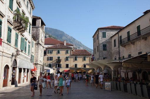 Touristenansturm auf Adria-Länder