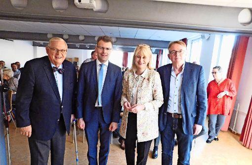 Europa-Kenner Daniel Caspary  beim Wahlkampfauftakt zu Gast