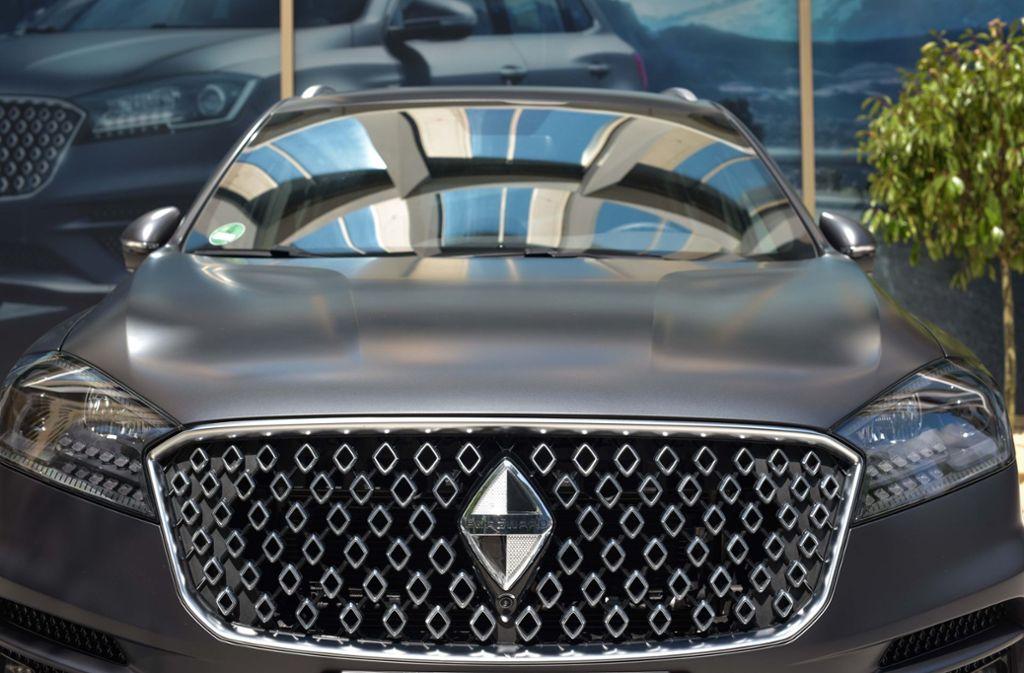 Das Unternehmen war einst einer der bekanntesten Autohersteller Deutschlands, ging aber Anfang der 1960er Jahre pleite. Christian Borgward, Enkel des Firmengründers, belebte die Marke wieder. Foto: Lichtgut/Max Kovalenko