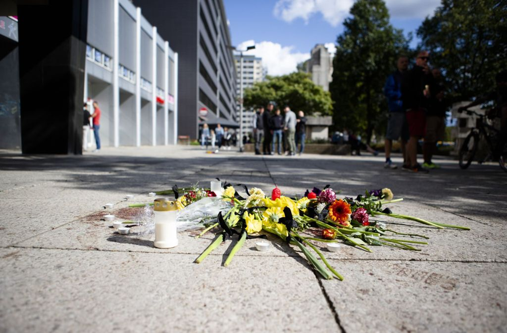 Nach dem Tötungsdelikt auf dem Chemnitzer Stadtfest sind Haftbefehle gegen zwei Tatverdächtige beantragt worden. Foto: dpa
