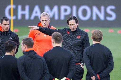 Trainer Schmidt verlängert bis 2019