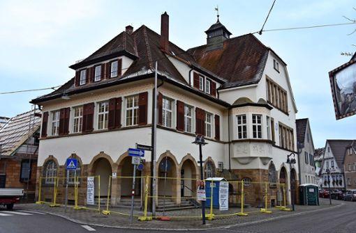 Umzug ins Rathaus Hedelfingen verschoben