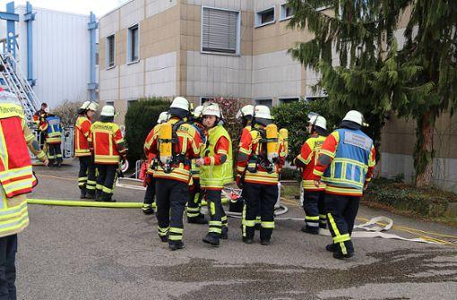 Umgefallene Kerzen lösen Großeinsatz der Feuerwehr aus