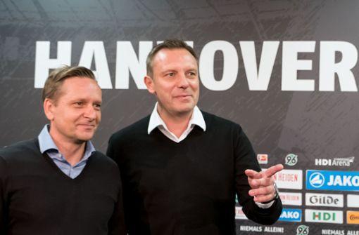 Hannover 96 droht im Streit mit der DFL harte Strafe