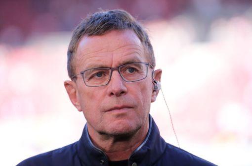 """Rangnick hält Rückkehr zum VfB für """"eher unwahrscheinlich"""""""