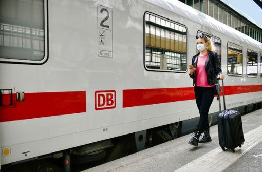 Bahn fährt der Digitaltechnik hinterher
