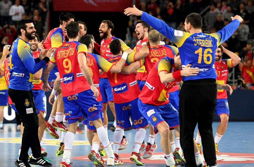 Kroatien Handball Em