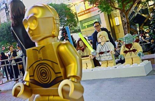 """""""Star Wars"""" macht Spielwarenhändler froh"""
