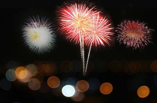 Silvesterfeuerwerk richtig fotografieren