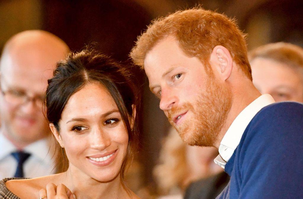 Die Trauung von Prinz Meghan Markle und Prinz Harry soll die Märchenhochzeit des Jahres werden. Foto: PA Wire