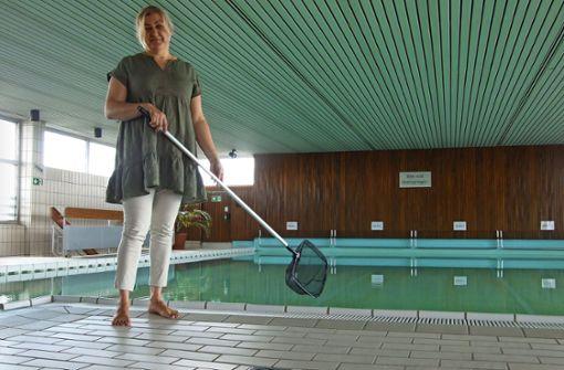 Das höchste Schwimmbad in Stuttgart