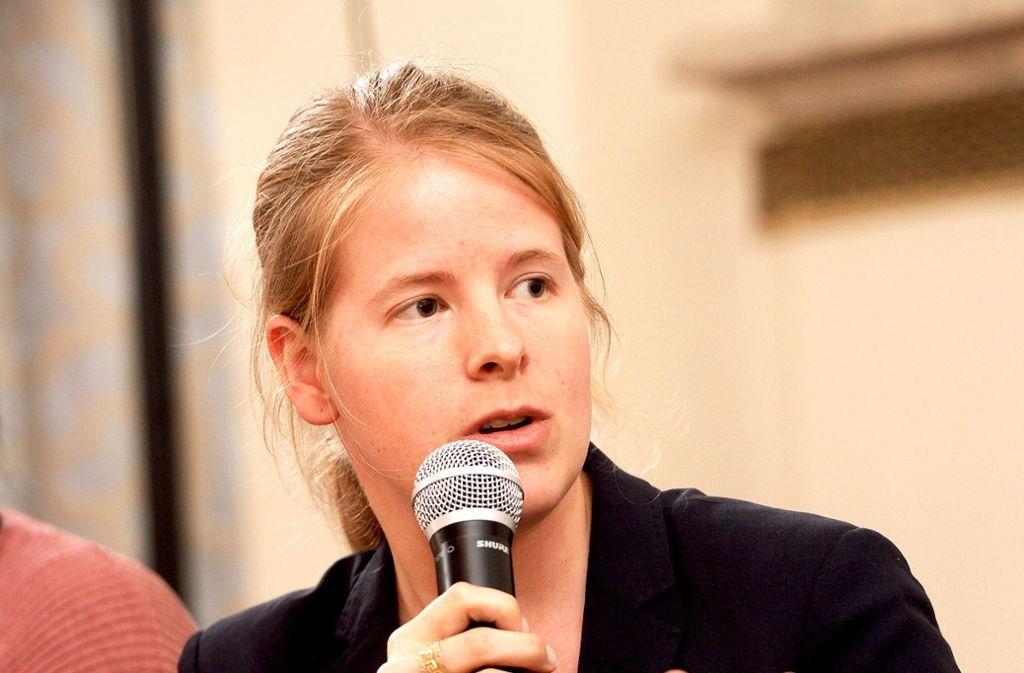 Sandra Norak kämpft gegen die legale Prostitution. Foto: Reiner