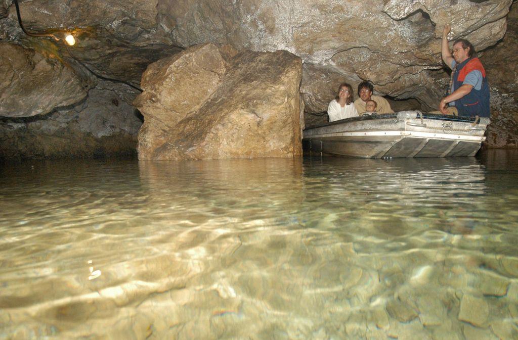 Höhlen In Baden Württemberg