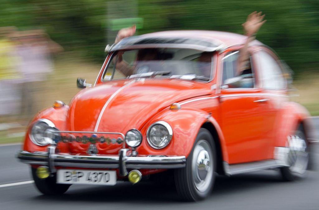 Die Tochter des früheren Porsche-Designers Erwin Komenda hatte geklagt. Foto: picture-alliance/ dpa