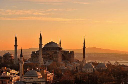 Erdogan will aus Hagia Sophia Moschee machen