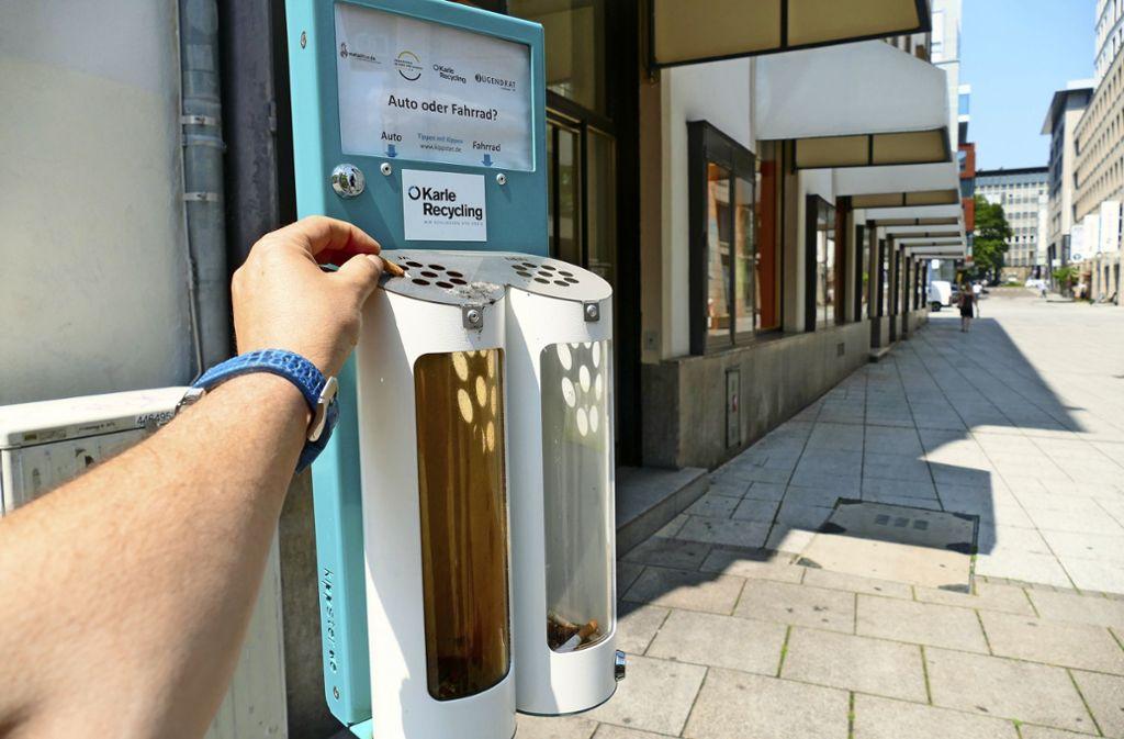 Ein derartiger  Kippster soll am  GSG in Sillenbuch aufgestellt  werden. Foto: Archiv Uli Nagel