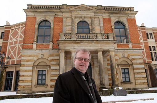 Sprecher der Bayreuther Festspiele völlig unerwartet gestorben