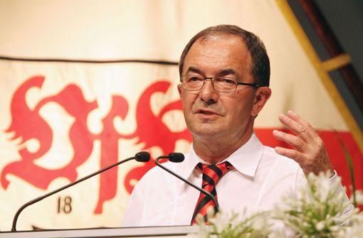 Erwin Staudt hält Vorstandsvorsitzenden für überflüssig