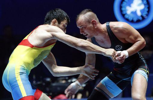 Muss Weltmeister Stäbler bald in den Stall?