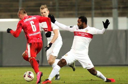 Der VfB Stuttgart II steigt ab