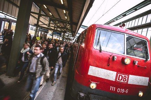 Ausfälle zwischen Untertürkheim und Kornwestheim