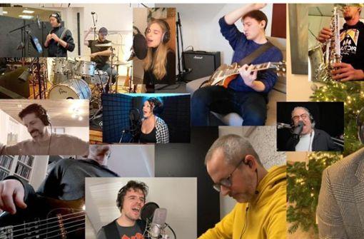 Stuttgarts  Musicalfamilie  macht zusammen Mut