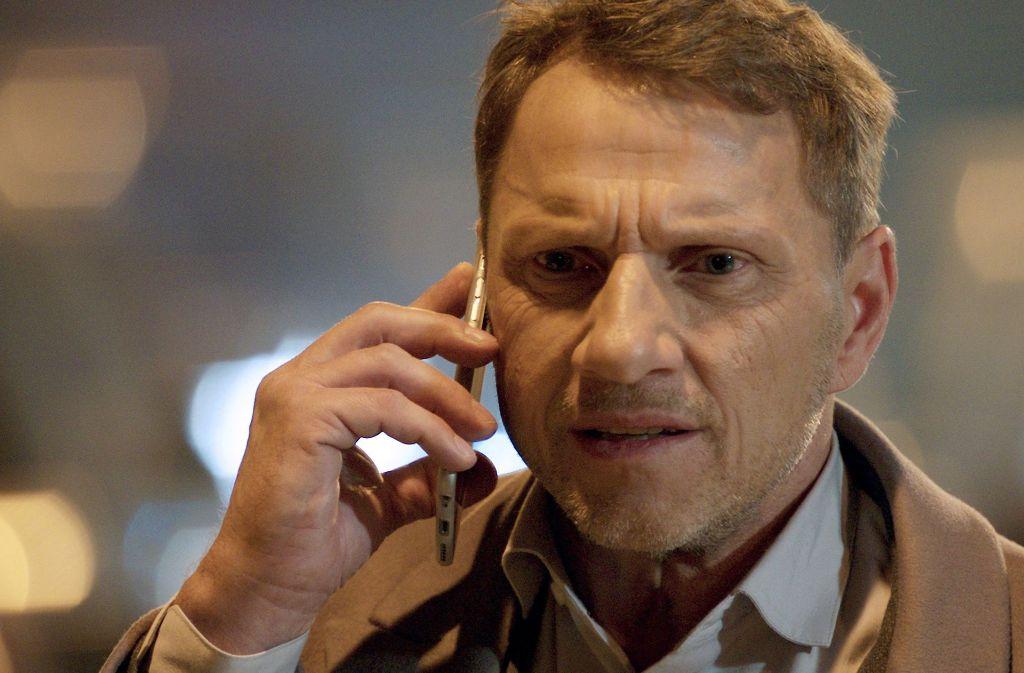 Richy Müller als Tatort-Kommissar. Foto: SWR-Presse/Andreas Schäfauer